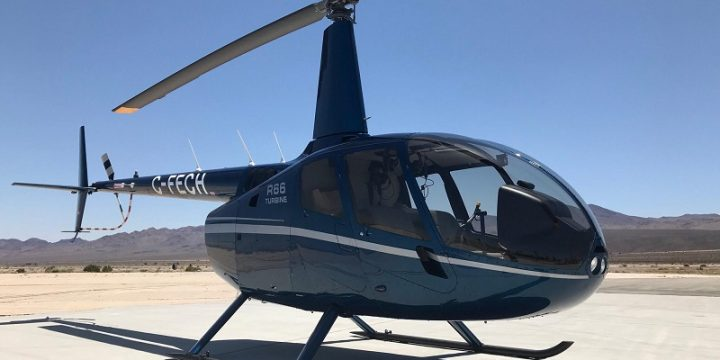 Company Robinson Helicopter Started The Assembly Of It's Thousand R66.