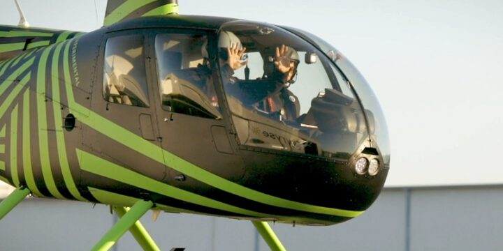 Helicopter Pilot System From Ground